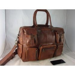 """XTMP18 - 18"""" Deluxe Multi Pocket Travel Bag"""