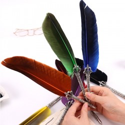 Feather Quill Dip Pen