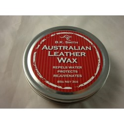 Australian Leather Wax 85g