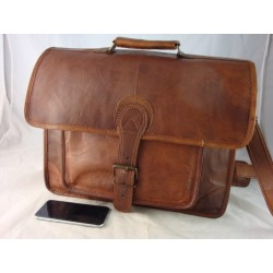 "XBP316 -  16"" Deluxe Laptop Padded Briefcase"